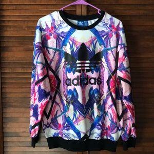 Adidas Pink Crew
